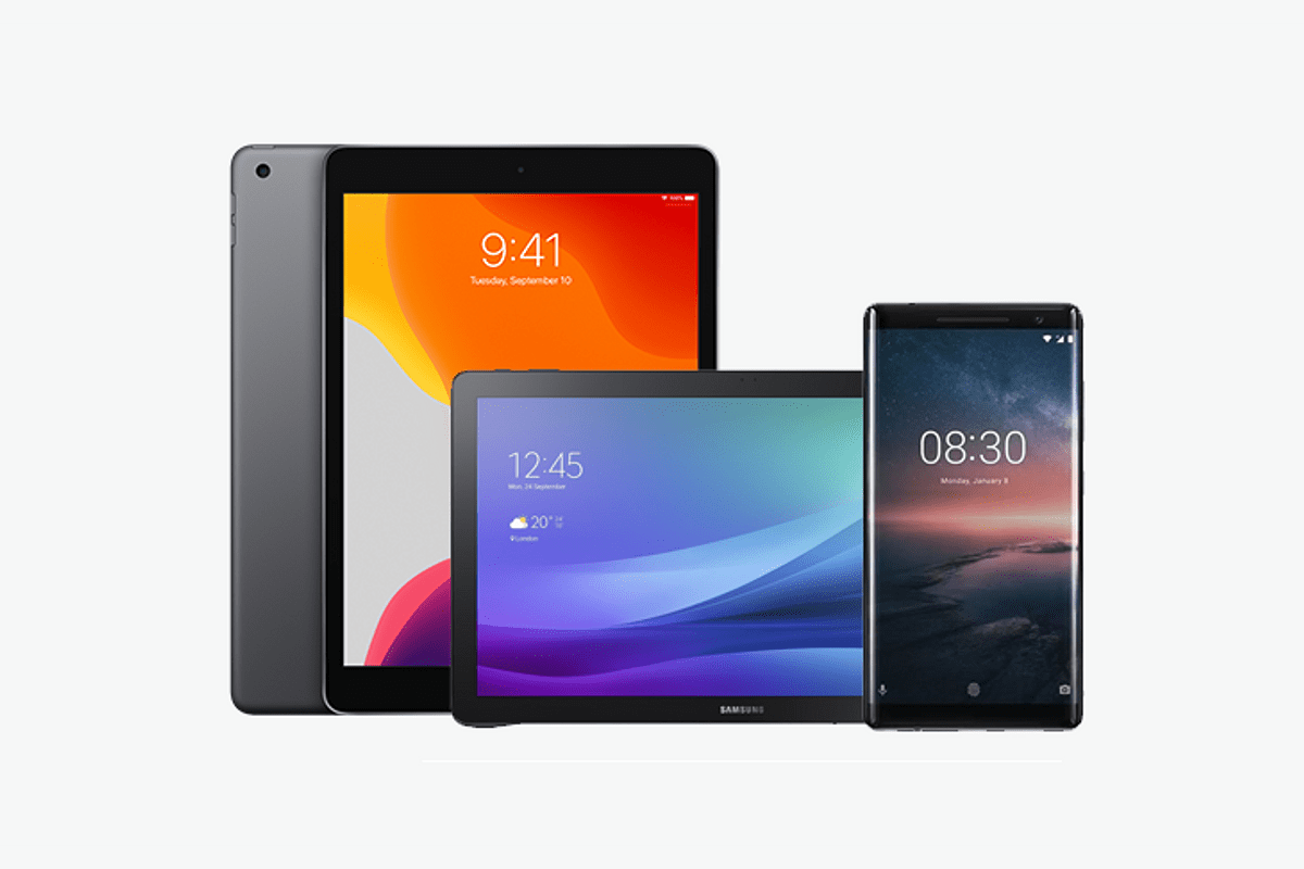 Android/iPad Tablets